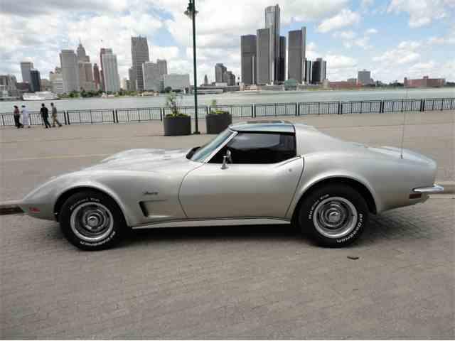 1973 Chevrolet Corvette | 998664