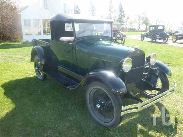 1928 Ford Model A Roadster Pickup | 998669