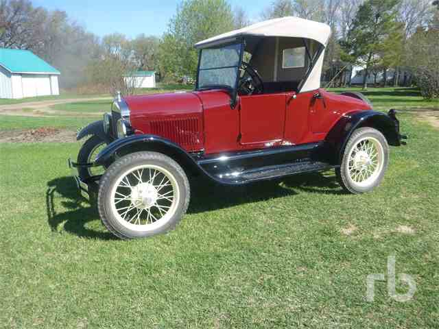 1926 to 1928 Ford Model T for Sale on ClassicCarscom  40 Available