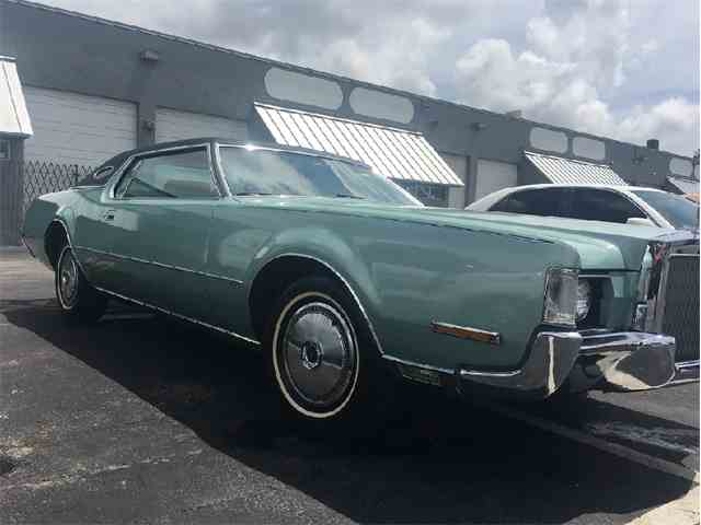 1972 Lincoln Continental Mark IV | 998674