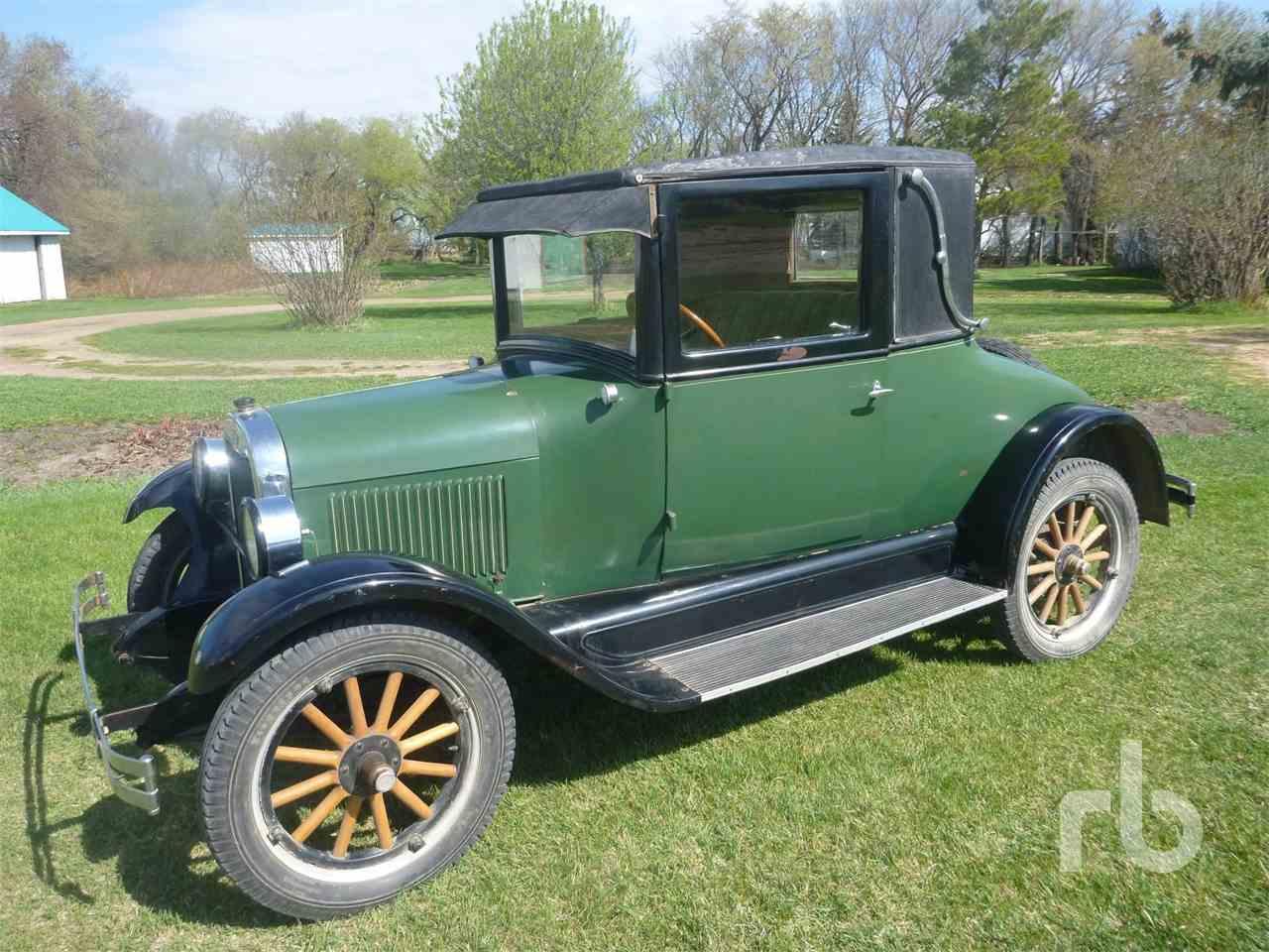 Chevy Dealers Phoenix >> 1926 Chevrolet Coupe for Sale | ClassicCars.com | CC-998677