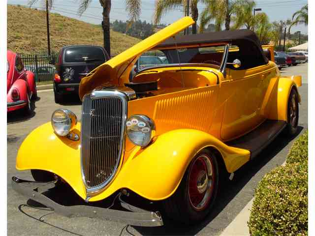 1934 Ford Roadster | 998679