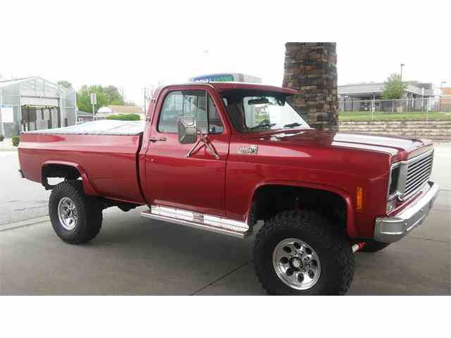 Picture of 1977 Pickup located in PENNSYLVANIA - $15,000.00 Offered by a Private Seller - LEL4