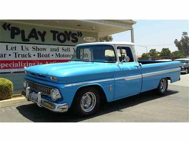 1963 Chevrolet C/K 10 | 998686