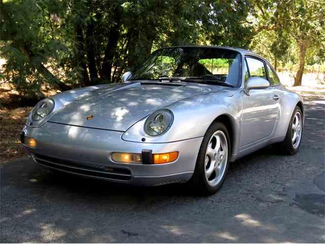 1995 Porsche 911 Carrera | 998688