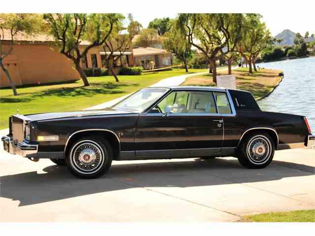 1985 Cadillac Eldorado Biarritz | 998689
