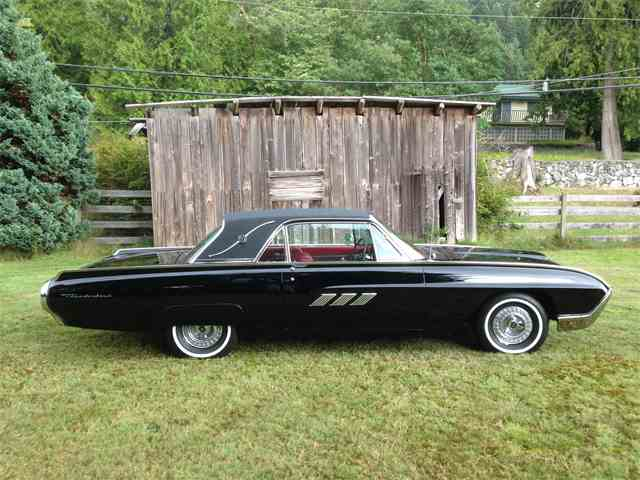 1963 Ford Thunderbird | 998694