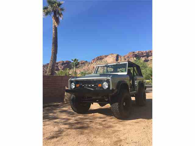 1967 Ford Bronco | 998695