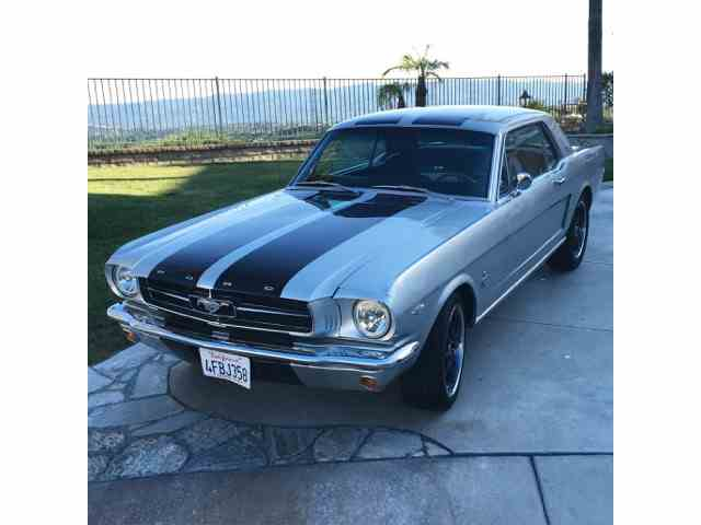 1965 Ford Mustang | 998700