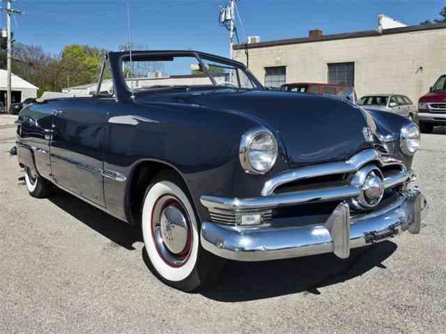 1950 Ford Custom Deluxe | 998708