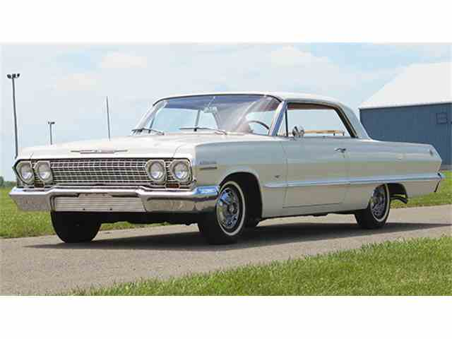 1963 Chevrolet Impala SS Sport Coupe | 998723