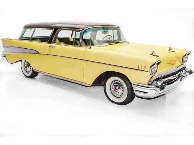 1957 Chevrolet Nomad | 998727