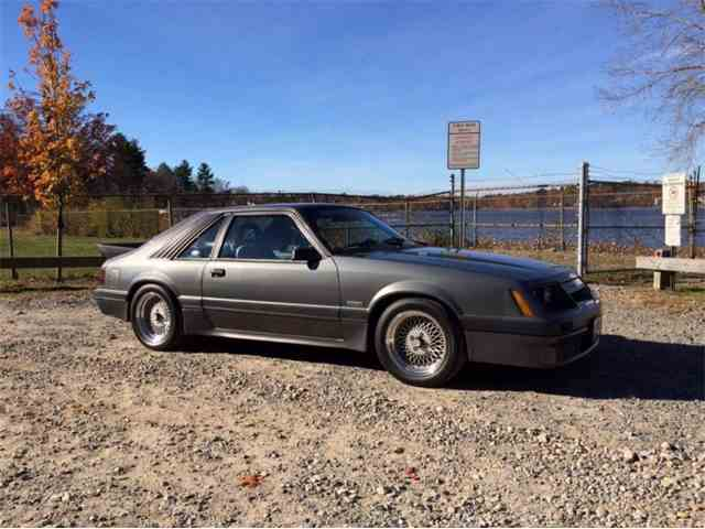 1986 Ford Mustang | 998732