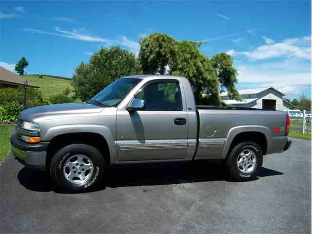 2000 Chevrolet 1500 | 998741
