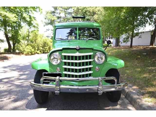 1952 Jeep Willys Woody Wagon | 998743