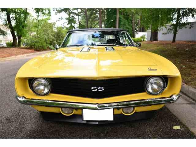 1969 Chevrolet Camaro | 998744