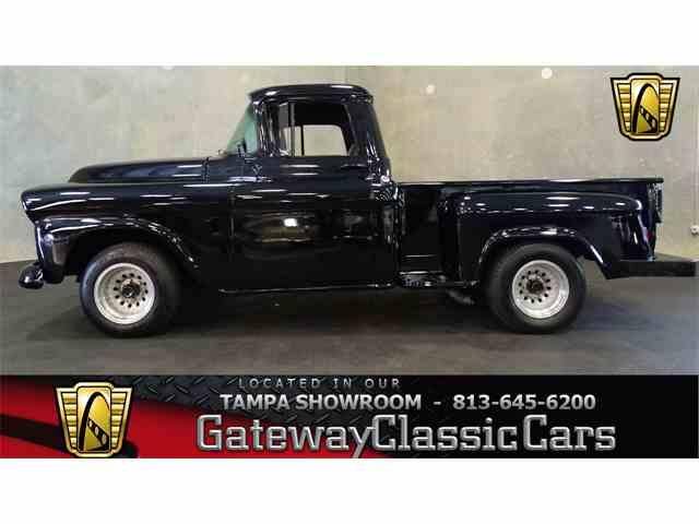 1958 GMC 100 | 998750