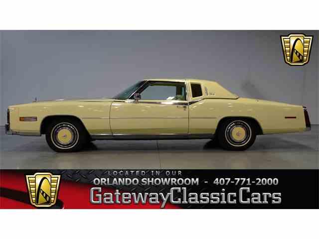 1978 Cadillac Eldorado | 998752