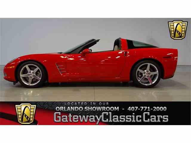 2005 Chevrolet Corvette | 998753
