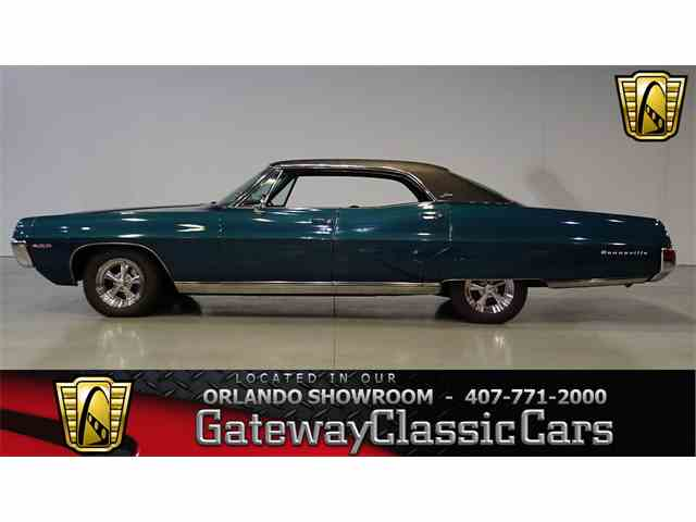1967 Pontiac Bonneville | 998754