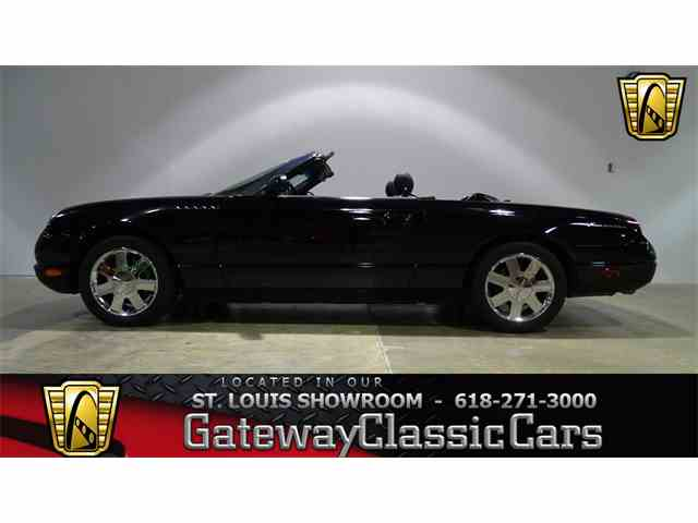 2002 Ford Thunderbird | 998755