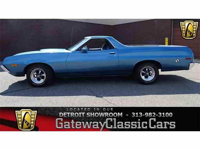 1972 Ford Ranchero | 998761