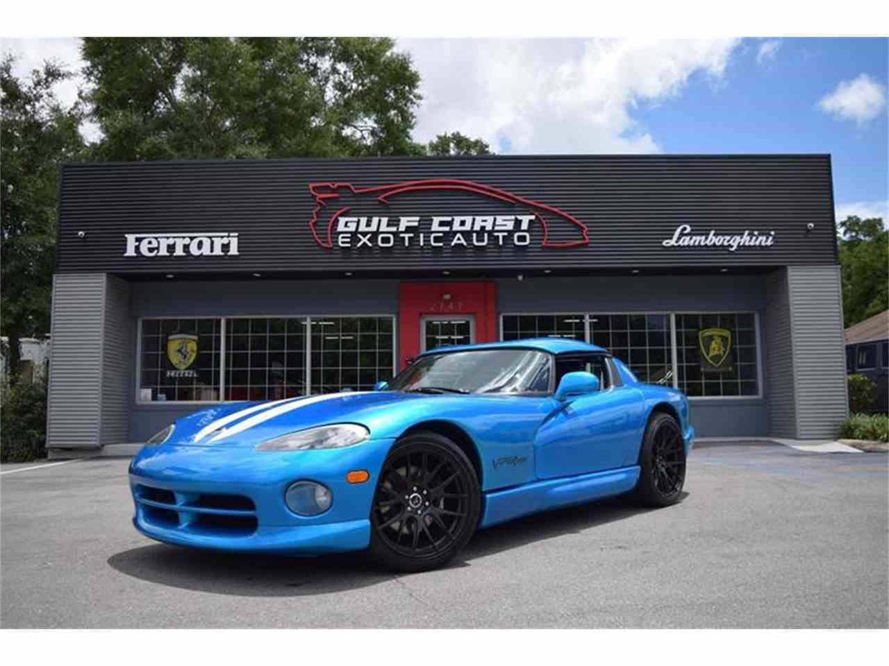 Large Picture of 1996 Viper located in Biloxi Mississippi Offered by Gulf Coast Exotic Auto - LENH