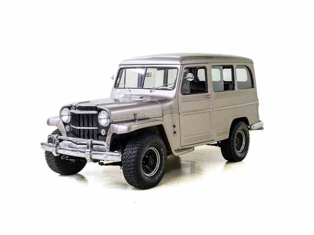 1957 Willys-Overland Jeepster | 998766