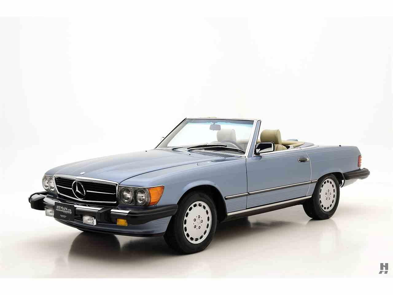 1987 Mercedes-Benz 560SL for Sale - CC-998769