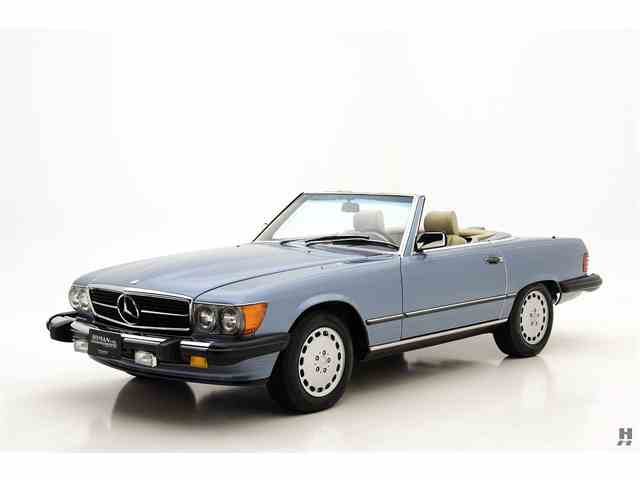 1987 Mercedes-Benz 560SL | 998769