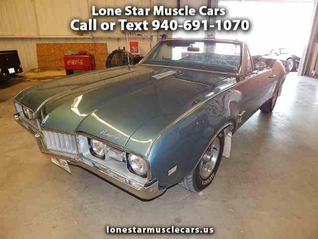 Picture of Classic 1968 Oldsmobile Cutlass Supreme located in Wichita Falls Texas - $29,900.00 - L8KE