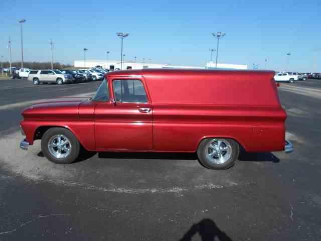 1962 Chevrolet Panel Truck | 998786