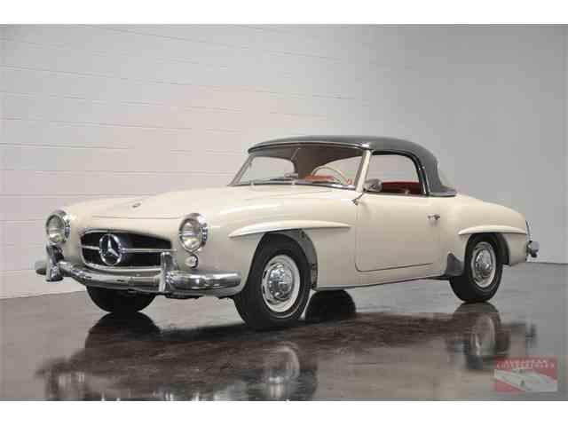 1961 Mercedes-Benz 190 | 998789