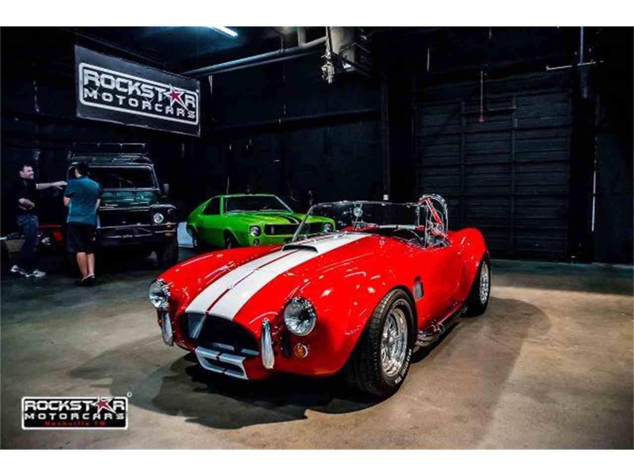 Large Picture of '65 Cobra - LEOC