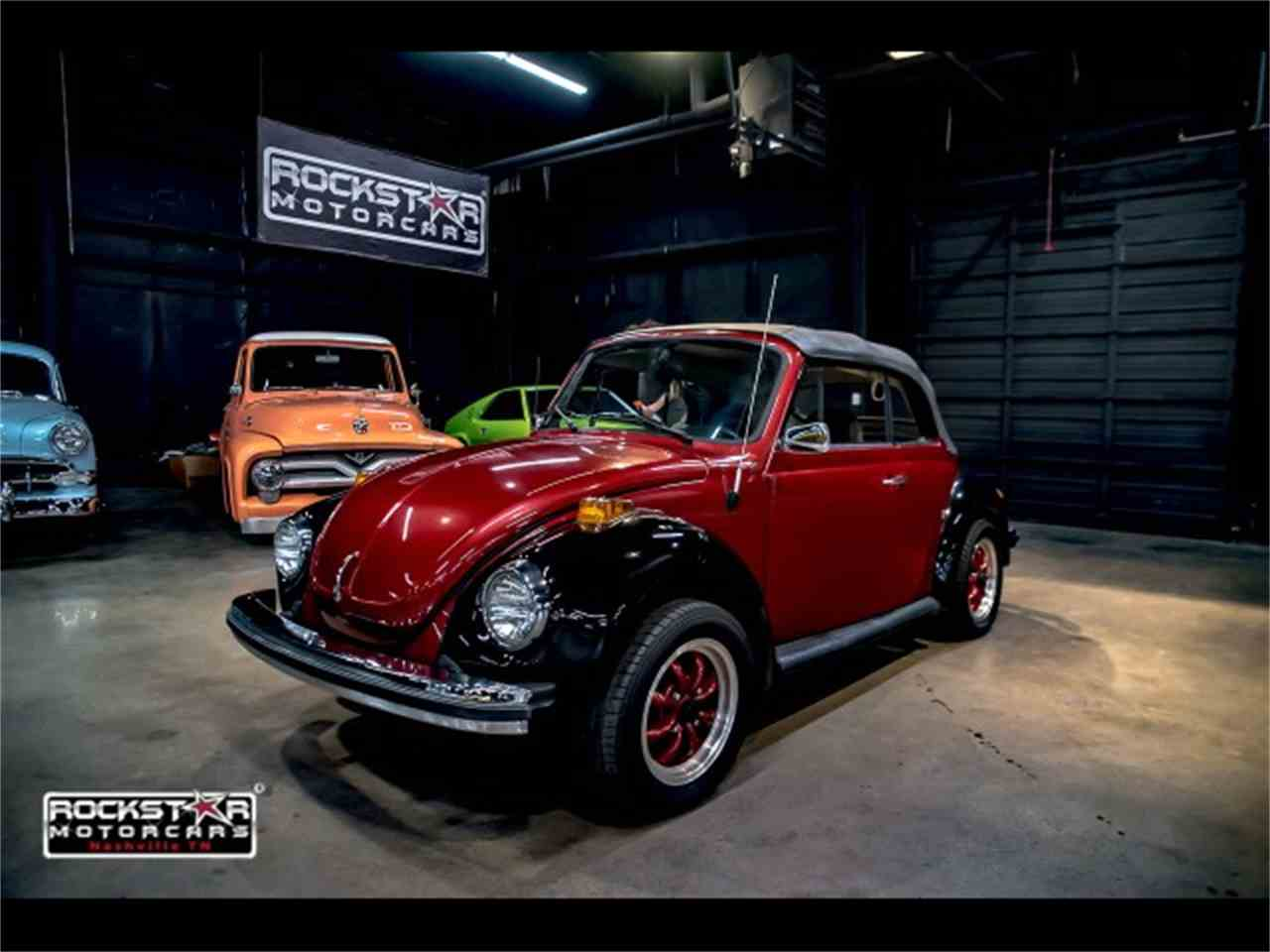 Large Picture of 1978 Beetle Offered by Rockstar Motorcars - LEOD