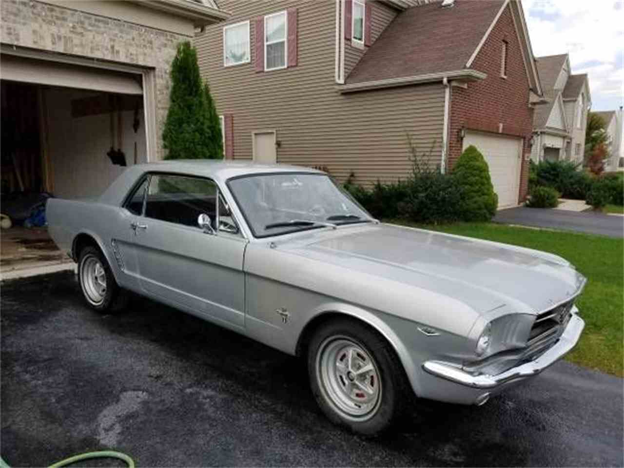 1964 Ford Mustang for Sale | ClassicCars.com | CC-998802