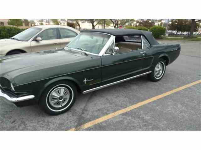 1966 Ford Mustang | 998803