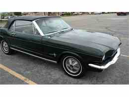 Picture of '66 Mustang located in Cadillac Michigan - $19,495.00 Offered by Classic Car Deals - LEOJ