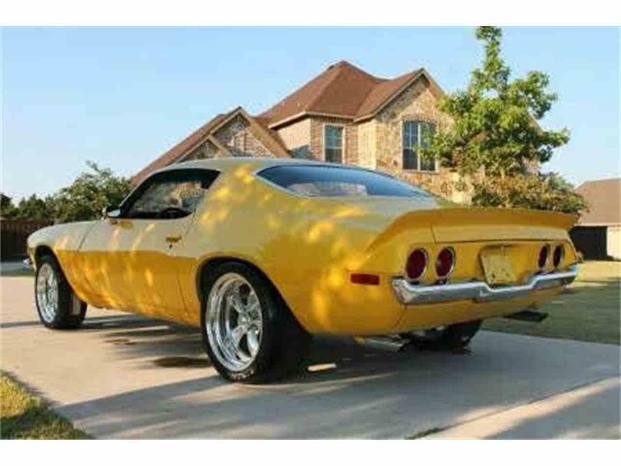 1971 Chevrolet Camaro for Sale - CC-998805