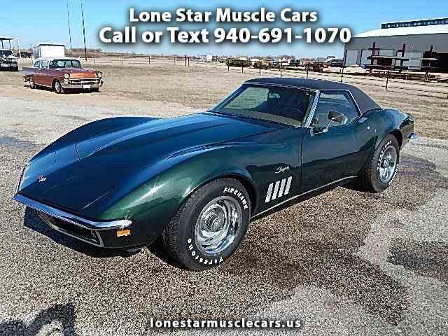 1969 Chevrolet Corvette | 990882