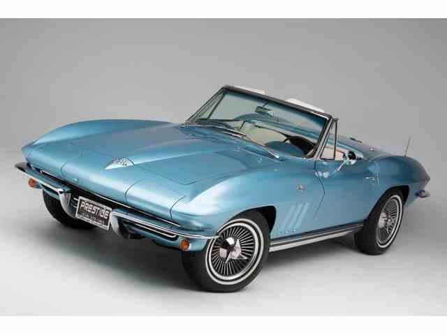 1965 Chevrolet Corvette For Sale On Classiccars Com