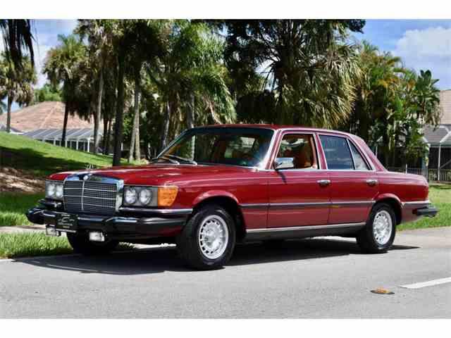1976 Mercedes-Benz 450   998830