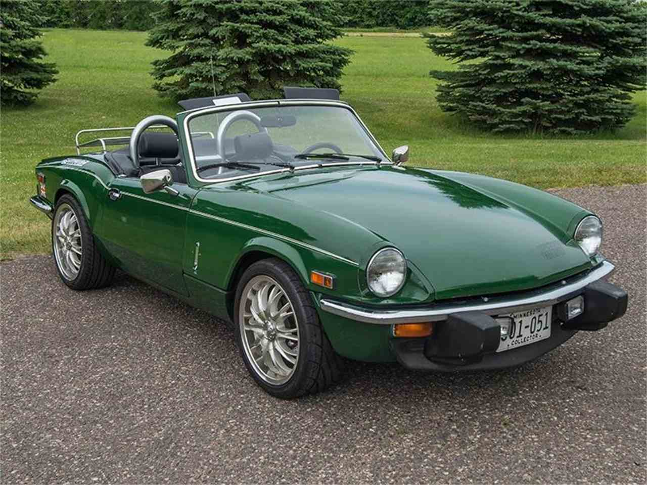 1978 triumph spitfire for sale cc 998844. Black Bedroom Furniture Sets. Home Design Ideas