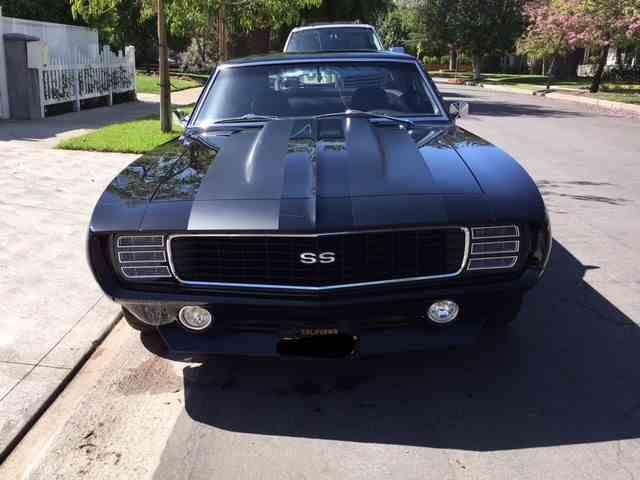 1969 Chevrolet Camaro SS | 990885