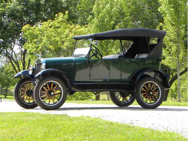 1926 Ford Model T for Sale on ClassicCarscom  16 Available