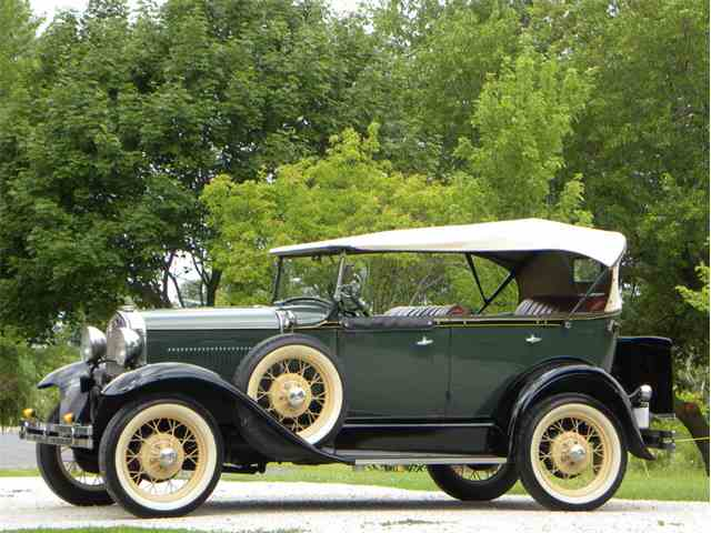 1930 Ford Model A | 998853