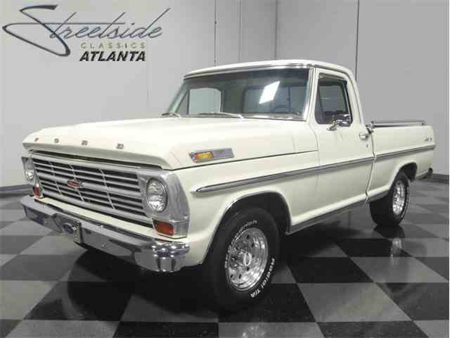 1969 Ford F100 | 998864
