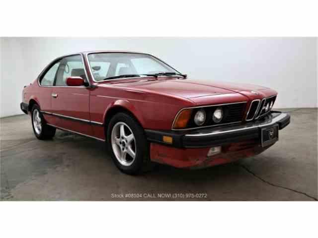 1987 BMW M6 | 998867