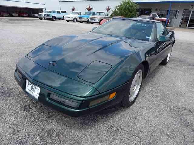 1996 Chevrolet Corvette | 990887