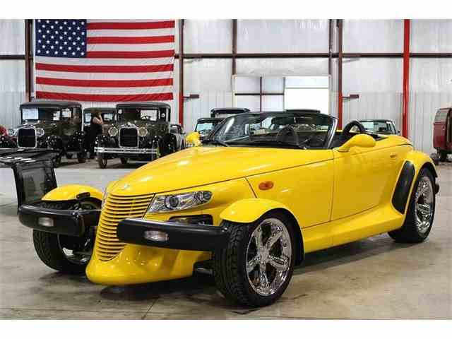 2000 Plymouth Prowler | 998872
